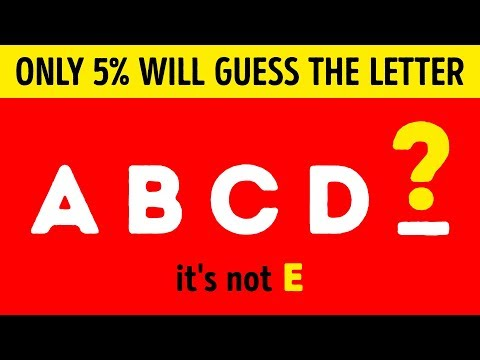20 EASY RIDDLES TO PUZZLE EVERY ADULT