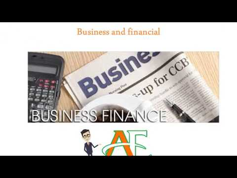 Job Titles in Business Finance