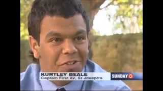 KURTLEY BEALE WHEN HE WAS 17 | EARLY DAYS