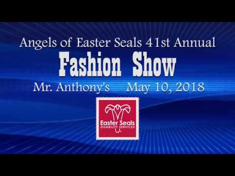 Easter Seals Fashion Show 2018