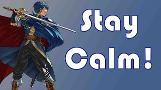 Why It's Important to Stay Calm as Marth | Smash Ultimate