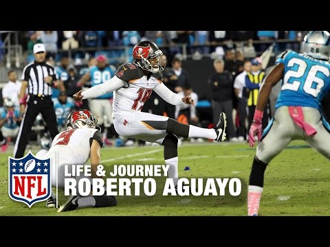 The Life & Journey of Roberto Aguayo (K, Buccaneers) | NFL