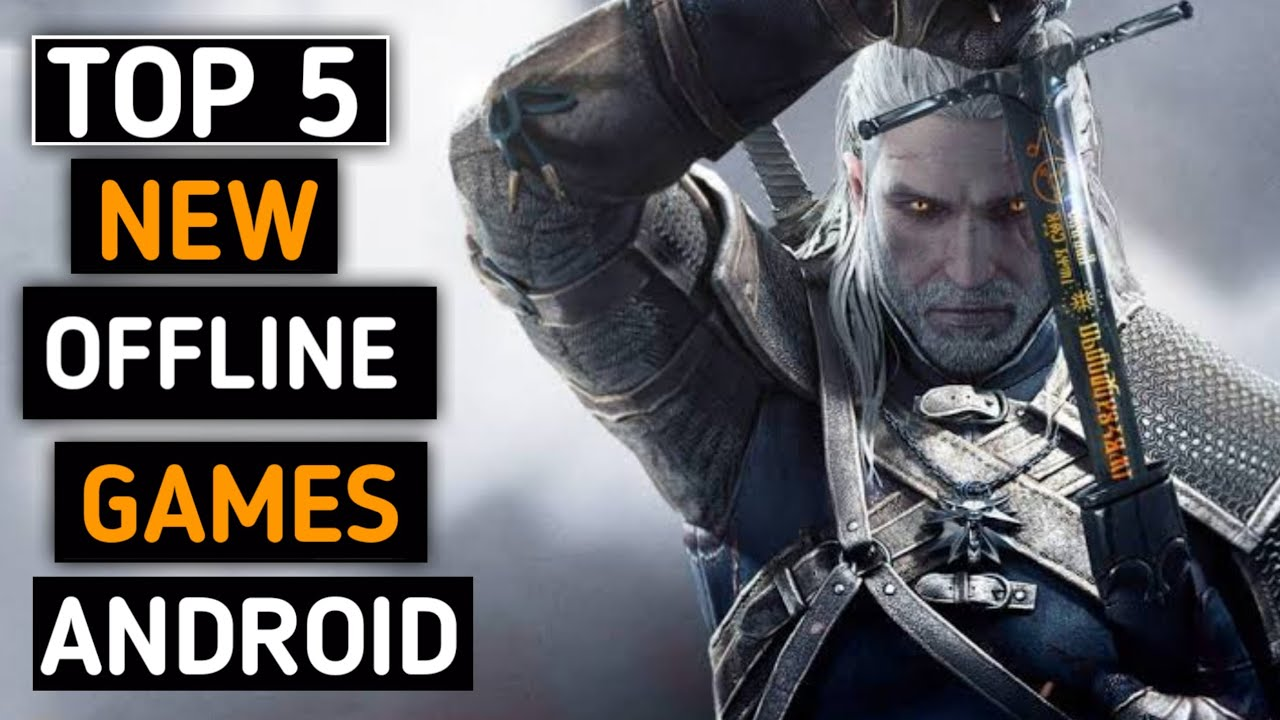 Top 5 OFFLINE Games For Android 2020 - HD Graphics ...