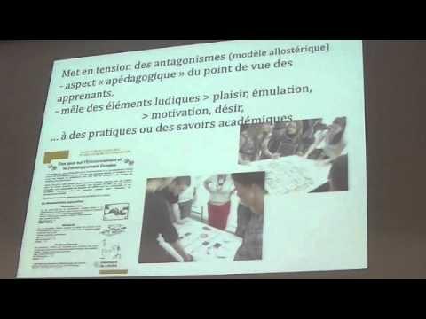 Claude TRAN Educavox : André GIORDAN 1