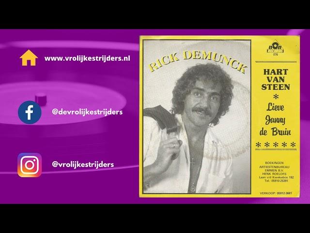 PiratenHits - Rick DeMunck - Lieve Janny De Bruin