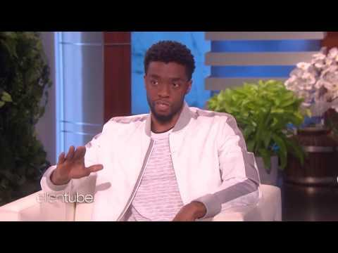 Black Panther Chadwick Boseman Sexiest Moments