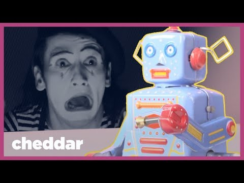 Can Empathy Prevent A Robot Uprising? - Cheddar Explains