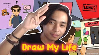 DRAW MY LIFE THE DREAM CRAFT
