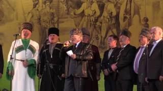 Артисты КБР и Шомахов Хасанби