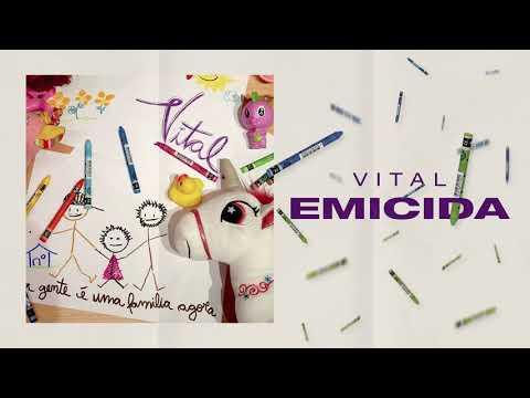 Emicida - Vital (Áudio Oficial)