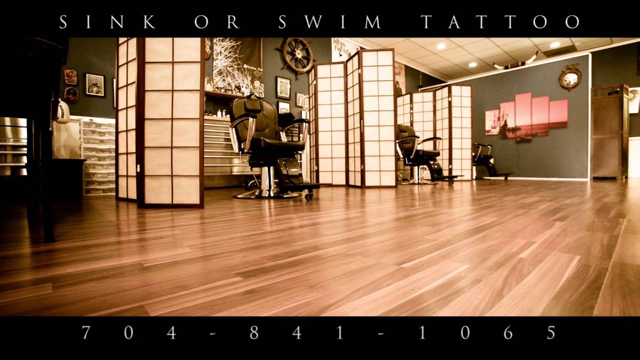 e06f86b9c Sink or Swim Tattoo TV Commercial (30Sec) - YouTube