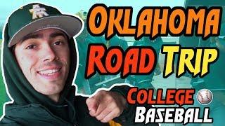 COLLEGE BASBEALL ROAD TRIP (Oklahoma)