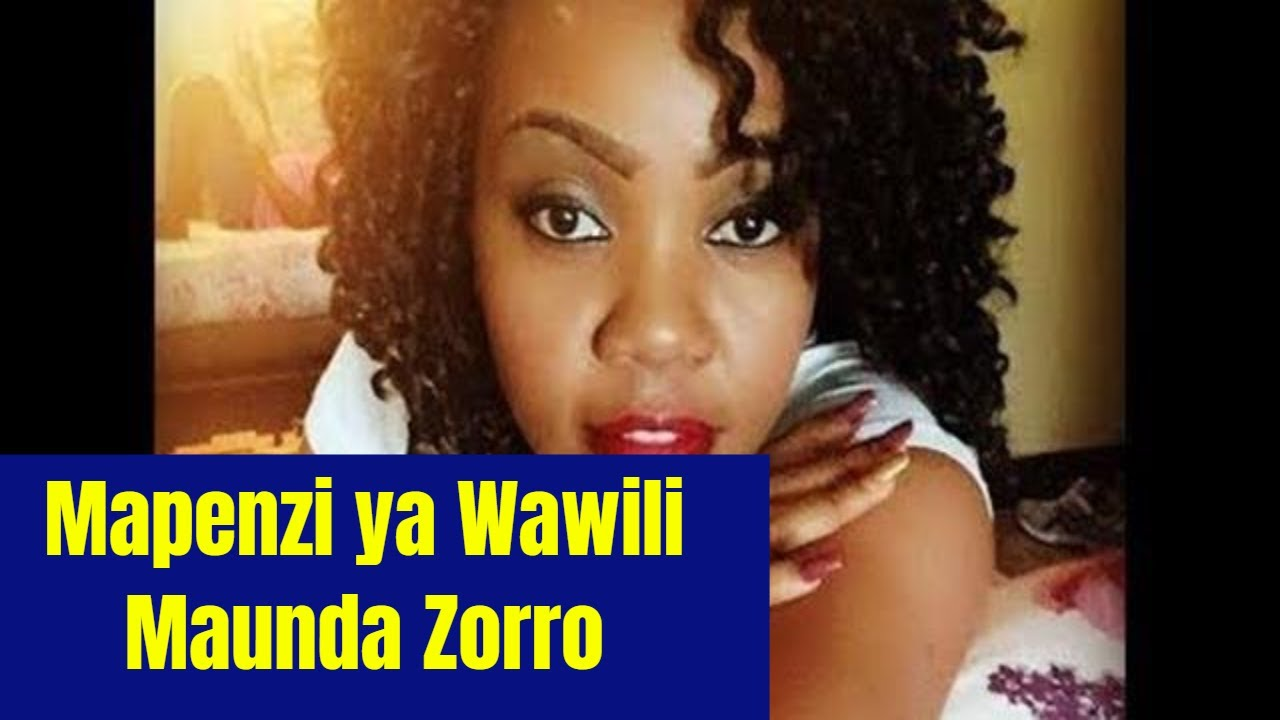 Download Maunda Zorro-Mapenzi ya Wawili(lyrics)
