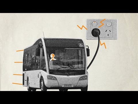Australia's first electric bus