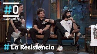 LA RESISTENCIA - Entrevista a Yo, Interneto   #LaResistencia 07.10.2019
