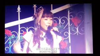 Stone Cold by FictionJunction 梶浦由記 LIVE 2014 Elemental Tour