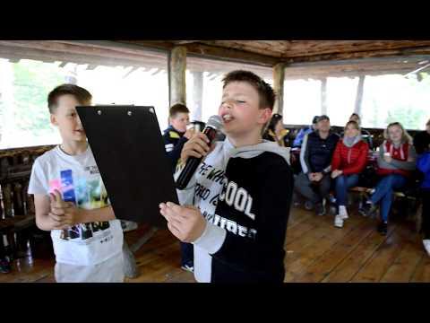 Ведущий Ульяновск. Александр Ларин. Выпускной 4 класс.