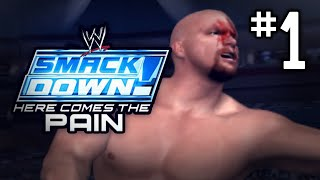 "WWE Smackdown Here Comes The Pain! SEASON MODE - Part 1 - ""HERE WE GO!"" 
