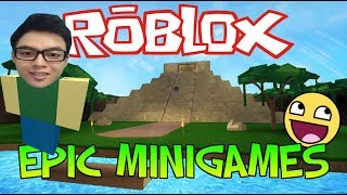 Liz #2 Roblox Universe: Mini Game Terrible Extreme!!!