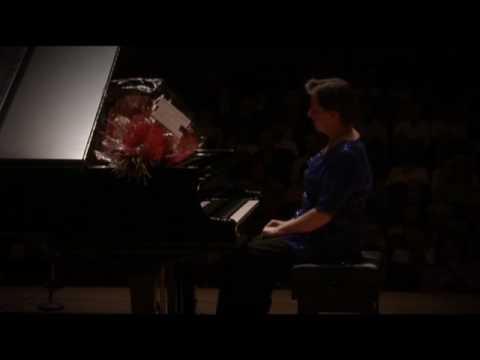 Janina Fialkowska (piano) plays three waltzes of Chopin