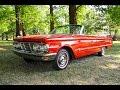 1963 Mercury Comet S-22 Convertible.  Charvet Classic Cars