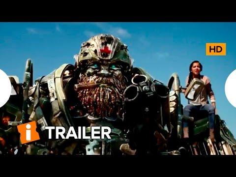 Transformers -  O Último Cavaleiro  | Trailer 2 Legendado
