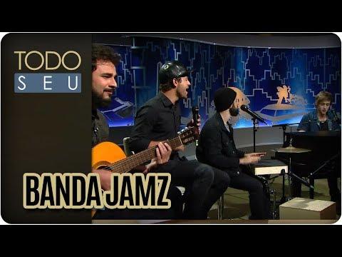 Banda Jamz - Todo Seu (02/10/17