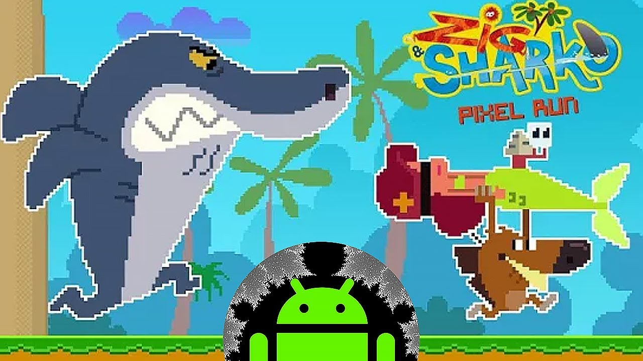 Zig & Sharko - Android Gameplay