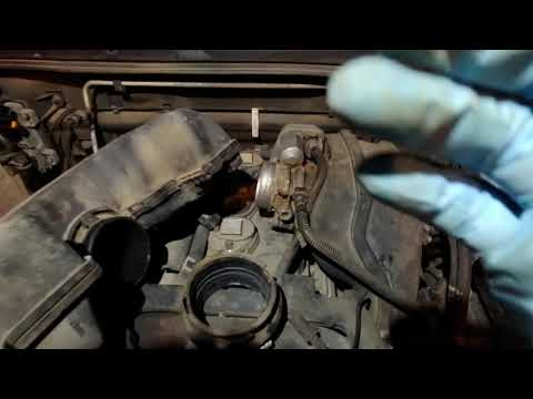 How to fix a Rough Idle on a 04 Chevy Colorado!