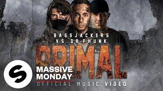 Смотреть клип Bassjackers & Dr Phunk - Primal