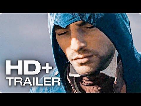 ASSASSINS CREED UNITY Story Trailer | Deutsch German 2014 [HD+]