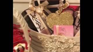 Свадебные корзины на заказ и в аренду в Киеве
