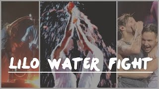 Download Liam & Louis ||  Lilo Water fight Compilation OTRAT