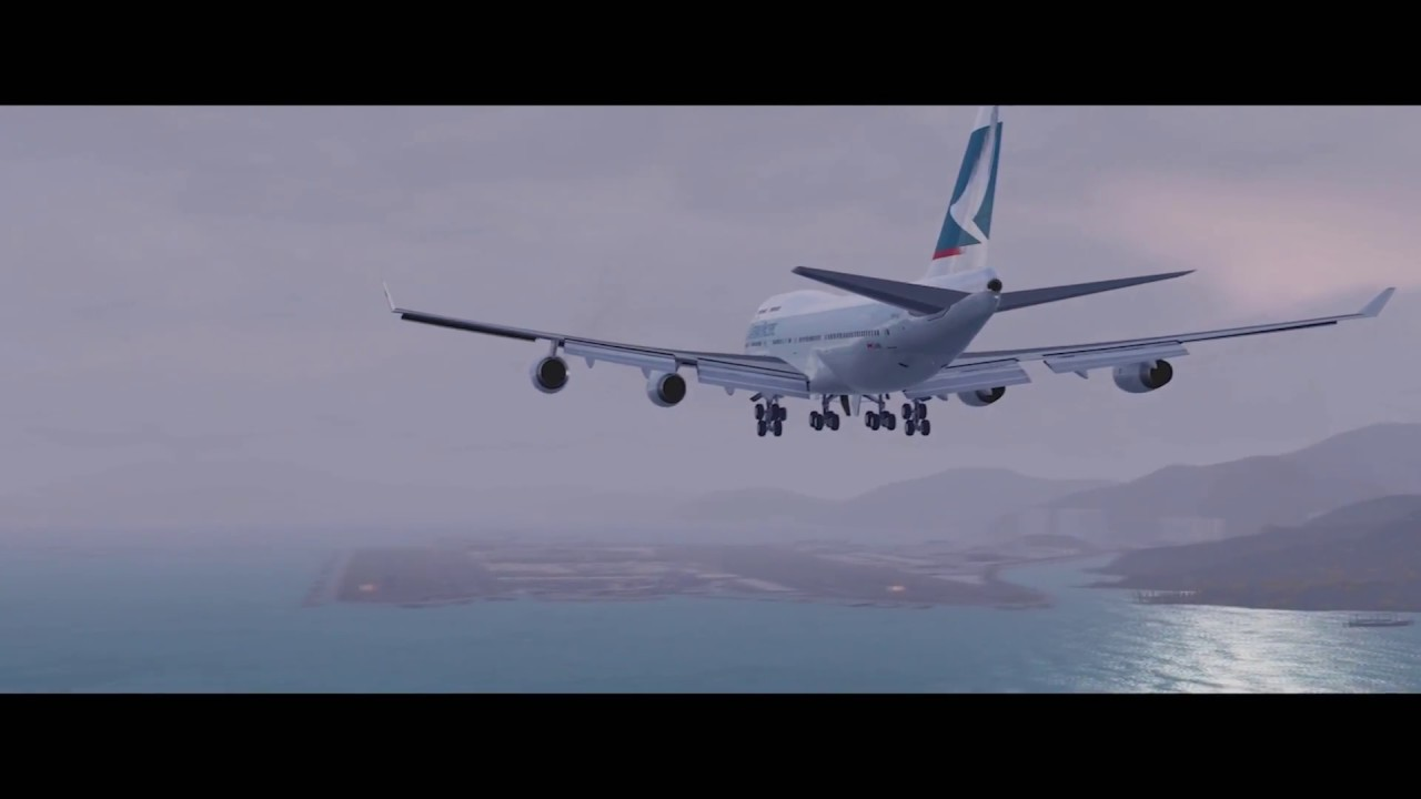 FSX/P3Dv4 Film | Come back (ft Amir Hakiem) by HWings Aviation