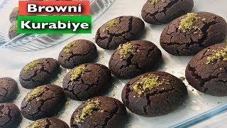 Browni Kurabiye Tarifi/Meşhur Islak Kurabiye ve AŞIRI KOLAY