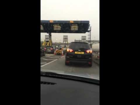 Dartford crossing scam foc free rip off