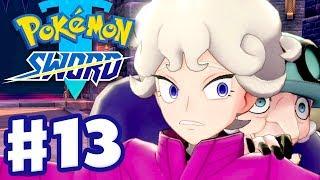 Opal Meets Bede! - Pokemon Sword and Shield - Gameplay Walkthrough Part 13