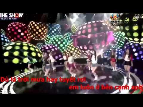 Little Apple - T-ara karaoke/instrumental