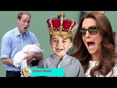 Prince William collapsed when Kate Middleton dropped the terrifying secret about Prince George