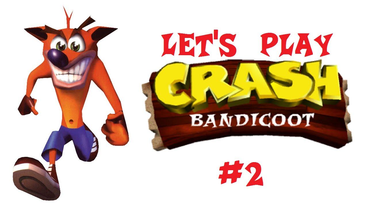 crash bandicoot spiel