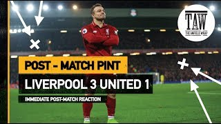 Baixar Liverpool 3 Manchester United 1   Post Match Pint