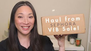 Luxury Beauty Haul - Sephora VIB Sale and More!