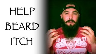 Beard Itch and Irritation
