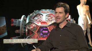 Tron Legacy And Oblivion Director, Joseph Kosinski, Knows NUKE THE FRIDGE!
