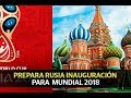 Inauguración Rusia 2018