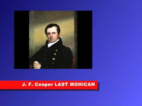 J. F. Cooper: The Last of the Mohicans