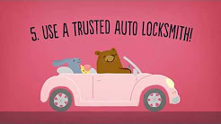 5 Auto Locksmith Tips for Fontana | Locksmith Geeks