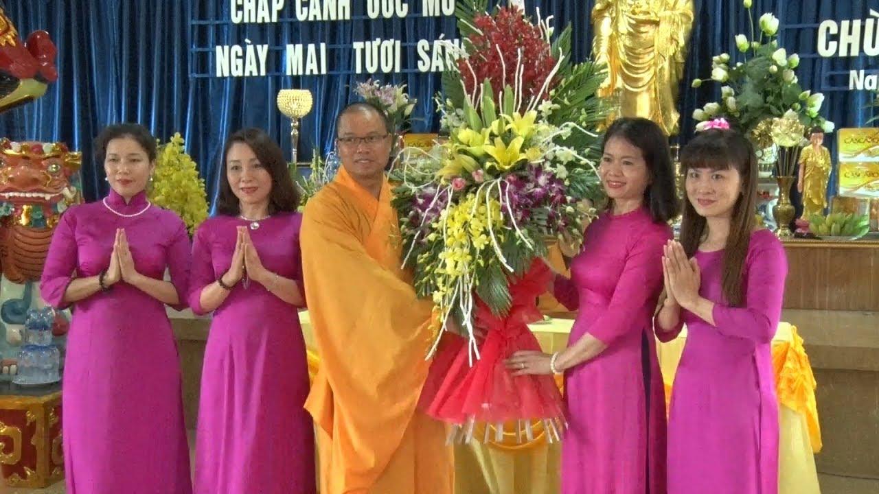 Phát tâm công đức xây chùa của Clb Việt-Séc tại Nam định