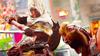 Download Video ASSASSIN'S CREED ORIGINS: Launch Trailer (2017) PS4 / Xbox One / PC MP3 3GP MP4