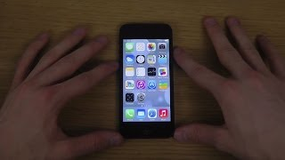 iPhone 5 iOS 7.1.1 - Review